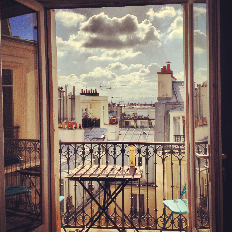 Paris balcony rebecca plotnick photography for From the balcony