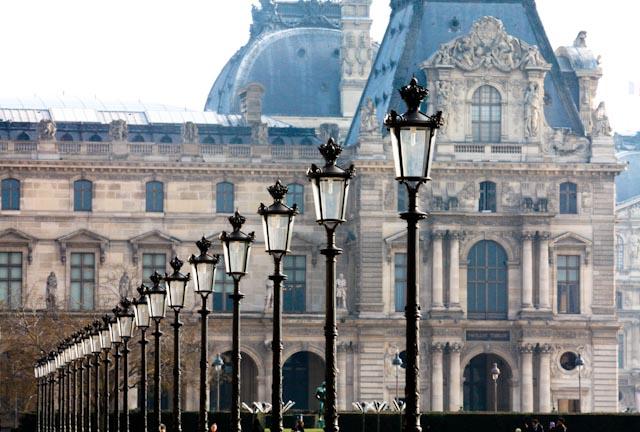 Paris Picnic at the Louvre