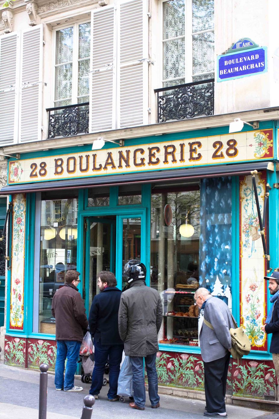 Best Baguette in Paris