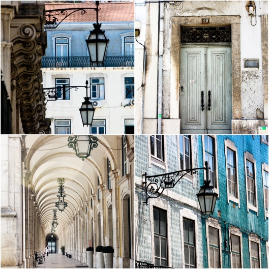Streets of Lisbon Photo Set