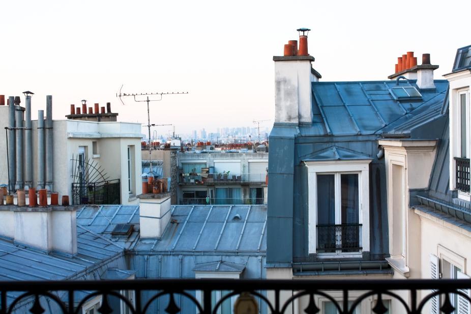 Paris in October?
