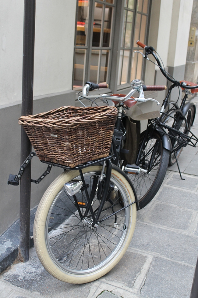 paris bike