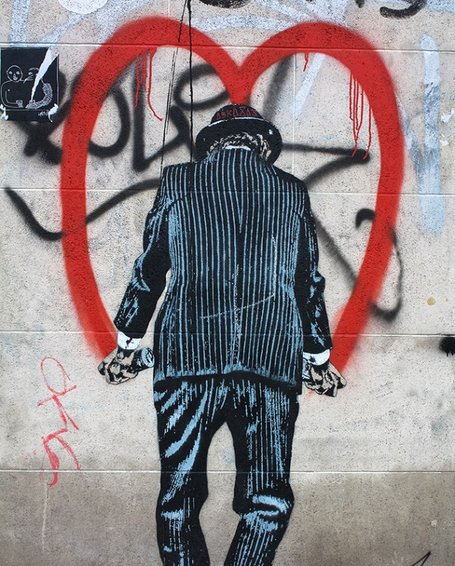 paris graffiti