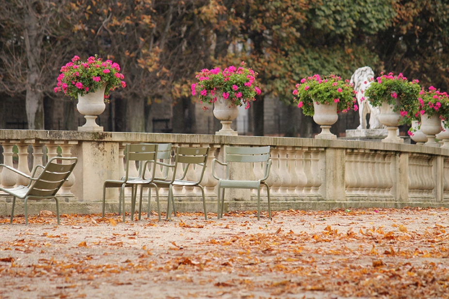 Paris in the Autumn