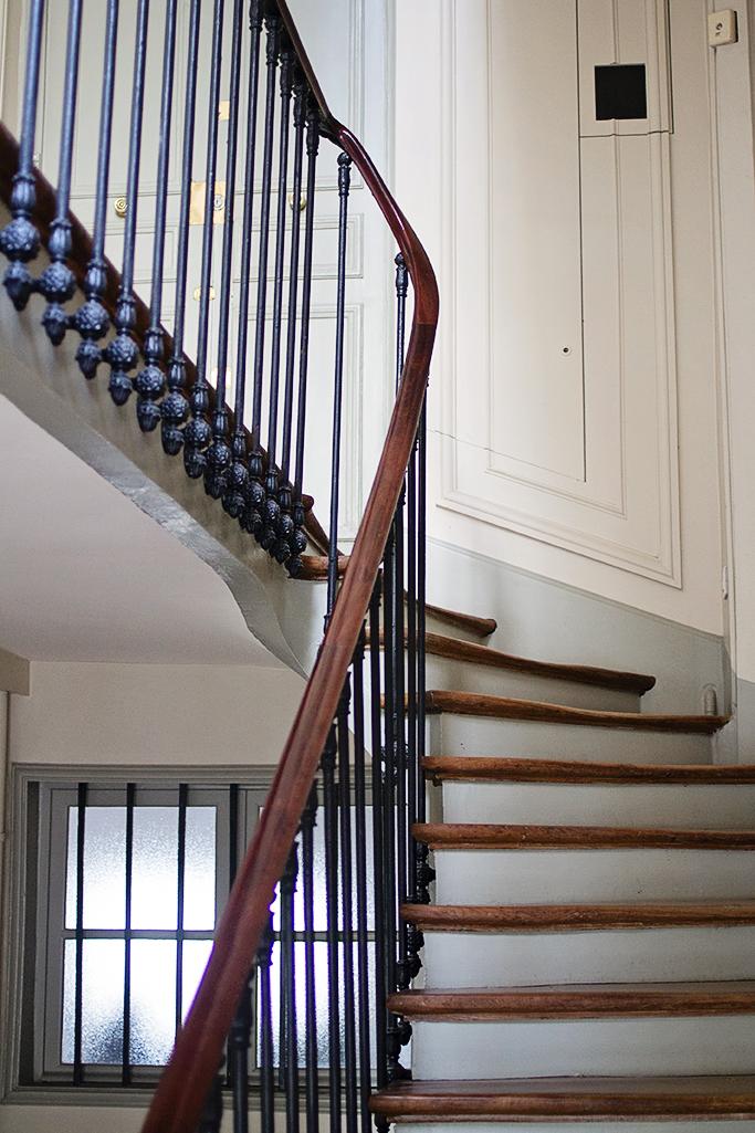 Parisian Stairs