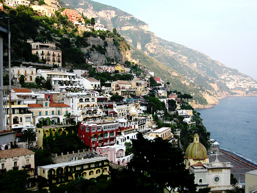 amalfi coast small